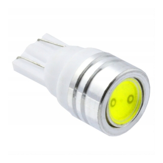 Žiarovka W5W COB 2 x CHIP LED T10